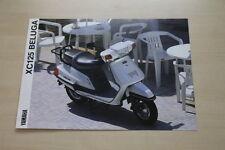 170717) Yamaha XC 125 Beluga Prospekt 09/1989