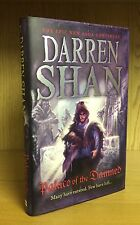 Palace Of The Damned - Darren Shan **Signed & Dated UK 1st/1st** 2011