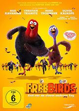 DVD * FREE BIRDS - ESST UNS AN EINEM ANDEREN TAG # NEU OVP §