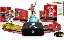 STREET FIGHTER: 25th ANNIVERSARY COLLECTORS SET (Sony, Playstation 3) 2012 RARE