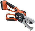 BRAND NEW! Black & Decker NLP1800 Alligator Lopper 18-Volt Cordless Chain Saw