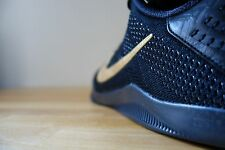 Nike Kobe XI Elite Low FTB Sz 11 HTM Mamba Pack 1 6 5 11 Fade to Black VI V I