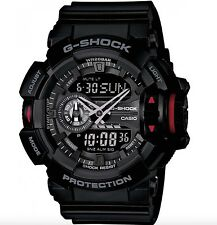 Casio G Shock * GA400-1B Anadigi XL All Black Gshock Ivanandsophia COD PayPal