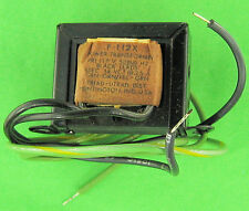 14VCT 1/4 Amp Transformer 117VAC In, 14V AC or 7 Volt @ CT .25A Out Good Quality