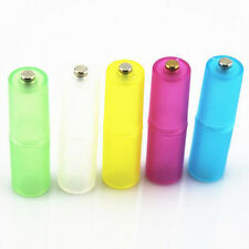4Pcs AAA to AA Cell Battery Converter Adaptor Holder Case Switcher