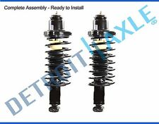 (2) NEW Complete Rear Strut w/ Spring & Mount Quick Assembly for 07-11 Caliber