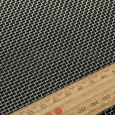 304 Stainless 10 Mesh Cloth Screen Filtration Filter Sheet Woven Wire 30 x 60cm