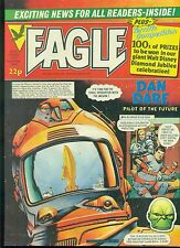 EAGLE weekly British comic book September 17 1983 VG+ Superman back cover ad