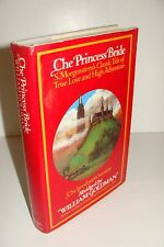 The Princess Bride By William Goldman True 1st/1st 1973 Harcourt Brace Hardcover