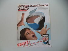 advertising Pubblicità 1971 SCATTO PERUGINA