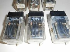 GE Speedtronic MKIV MK4 RELAY  218A4274-11 218A4274-P11 28VDC 393D10-21 LOT OF 6