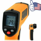 Nice Non-Contact LCD IR Laser Infrared Digital Temperature Thermometer Gun IU BN
