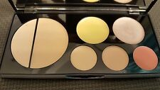 EVE PEARL Flawless Face Palette Foundation Blush Concealer FAIR NWOB
