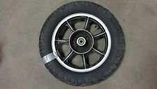 1980 Kawasaki KZ440 LTD K539. rear wheel rim 16in