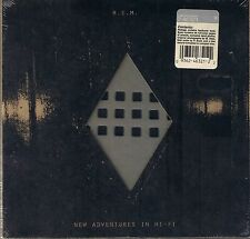 R.E.M. New Adventures In Hi-Fi CD Limited Edition  Neu OVP Sealed OOP