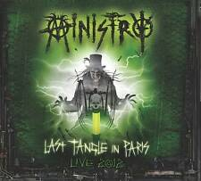 Ministry: Last Tangle in Paris - Live 2012 (Blu-ray Disc, 2014)