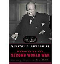 Memoirs of the Second World War, Churchill, Winston S, Good, Paperback