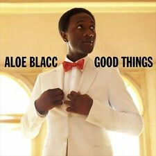Aloe Blacc, Good Things, Excellent Import