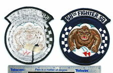 """58TH TACTICAL FIGHTER SQUADRON """"GROILIAS"""""""