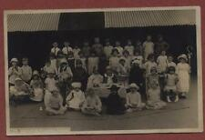 Manchester. Large group of children fancy dress by Stansfeld Parker.  RP  qp625