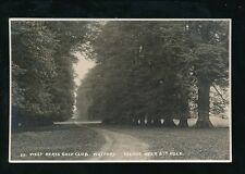 Hertfordshire West Herts GOLF CLUB Watford Avenue Sport c1920/30s? RP PPC