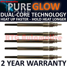 5X FOR MERCEDES C E M CLASS CLK ML C270 E270 ML270 2.7 CDI HEATER GLOW PLUGS