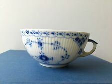 Royal Copenhagen Blue Fluted teacup from 1964. Nice condition.