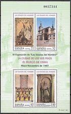 ESPAÑA 1997, PRUEBA OFICIAL 63. Motivo: LAS EDADES DEL HOMBRE