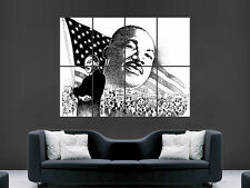 MARTIN LUTHER KING  HUGE LARGE WALL ART POSTER PICTURE