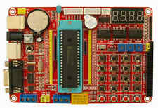 PIC Development Board Kit + Microchip PIC16F877A