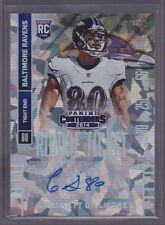 2014 Contenders Cracked Ice Variation Crockett Gillmore Auto Rc Serial # to 22