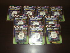 DEALER LOT OF 10 ELBY TIMELESS MINI JERSEY TREVOR LINDEN #16 VANCOUVER CANUCKS
