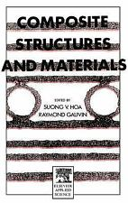 Composite Structures and Materials (Cancom 91 Held in Montreal, Quebec-ExLibrary
