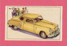 Studebaker Vintage 1950s Car Collector Card from Sweden A