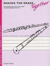 Making The Grade Together: Duets (Flute And Clarinet). Sheet Music