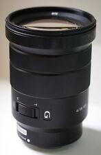(NEW other) SONY E PZ 18-105mm F4 G OSS SELP18105G (18-105 mm) Power Lens*Offer