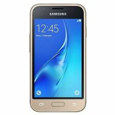 Samsung Galaxy J1 Mini 2016 CELLULARE Duos SM-J105H-DS Gold ORO 945115