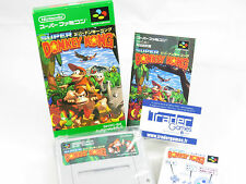SUPER DONKEY KONG , Super Famicom, Japanese version