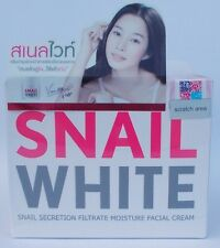 50 g. NAMU-SNAIL WHITE FACE CREAM REGENERATE RECOVERY RENEW REPAIRING+Tracking