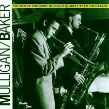 GERRY & BAKER,CHET MULLIGAN - BEST OF...  CD 15 TRACKS COOL JAZZ NEU
