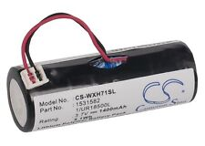 3.7V battery for Wella Xpert HS75, Xpert HS71, Xpert HS71 Profi, 1/UR18500L, 153