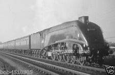 Railway Steam Photo:  60008 DWIGHT D @ RETFORD 1961       (4)