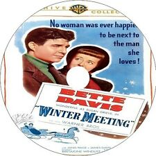 Winter Meeting DVD Bette Davis Jim Davis Janis Paige Rare 1948