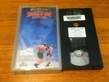 VHS movie Somebody up there likes me Paul Newman