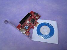 eSATA SATA Ⅱ IDE PCI-E Controller RAID PCI Express Card