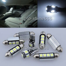 INTERIOR CEILING LED Car Light Bulbs KIT Package WHITE For BMW 3 Series E36