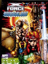 X-Force Youngblood - Le Battaglie del Millenio n°2 1997 ed. Image Star C [G.202]
