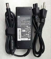 Original OEM 90W AC Power Adapter Charger for HP Compaq 6715b 6910p 6710b Laptop