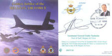 CC21c Belgian Air Force Lockheed F-16 cover signed Chief of Staff BAF