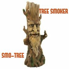 Incense Burner Poly Resin Smoker Tree 11' 'Stick Burner SMOTREE